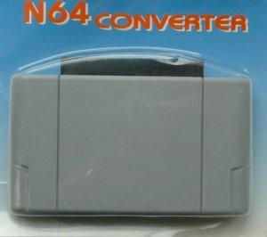 Nintendo 64 converter / import adapter - UltraCIC mod