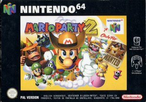 Buy Nintendo 64 Mario Party 2 For Sale at Console Passion
