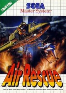 Buy sega master system air rescue for sale at console passion - Sega master system console for sale ...