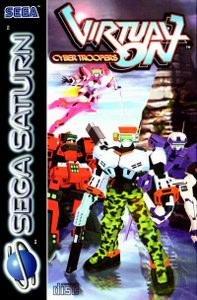 Buy sega saturn virtual on cyber troopers for sale at console passion - Sega saturn virtual console ...