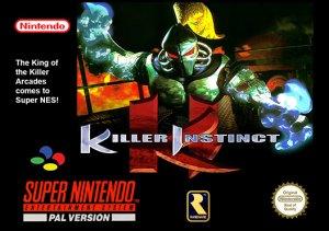 Buy Super Nintendo Killer Instinct For Sale at Console Passion