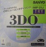 3DO - 3DO Sanyo IMP 21J Japanese Console Boxed