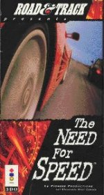 3DO - Need for Speed