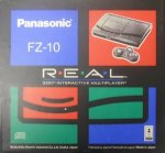 3DO - 3DO Panasonic FZ10 Console Boxed