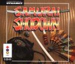 3DO - Samurai Showdown