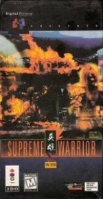 3DO - Supreme Warrior