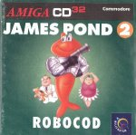 Amiga CD32 - James Pond 2 Robocod