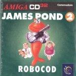 Amiga CD32 - James Pond 2 Robocod