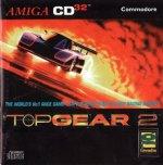 Amiga CD32 - Top Gear 2