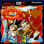 Amiga CD32 - Arabian Nights