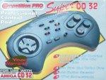 Amiga CD32 - Amiga CD32 Competition Pro Controller Boxed