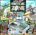 Amiga CD32 - Amiga CD32 Critical Zone Console Boxed