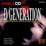 Amiga CD32 - D-Generation