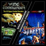 Amiga CD32 - Dangerous Streets and Wing Commander