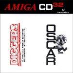 Amiga CD32 - Diggers and Oscar