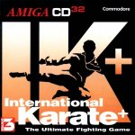 Amiga CD32 - International Karate Plus