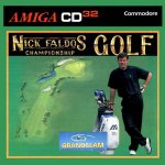 Amiga CD32 - Nick Faldos Golf Championship