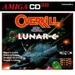 Amiga CD32 - Overkill and Lunar-C