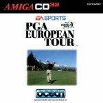 Amiga CD32 - PGA European Tour