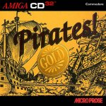 Amiga CD32 - Pirates Gold