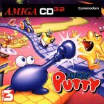 Amiga CD32 - Super Putty