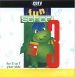 Amiga CD32 - Fun School 3 - Five to Seven Year Old's