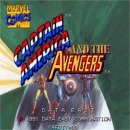 JAMMA - Captain America and the Avengers