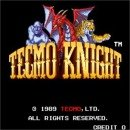 JAMMA - Tecmo Knight