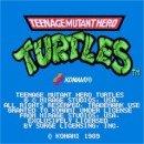 JAMMA - Teenage Mutant Hero Turtles