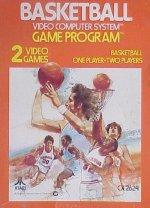 Atari 2600 - Basketball - Red Box