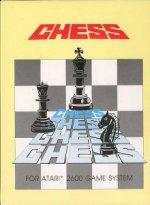 Atari 2600 - Chess