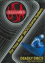 Atari 2600 - Deadly Discs
