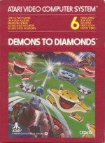 Atari 2600 - Diamonds to Demons