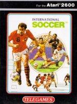 Atari 2600 - International Soccer
