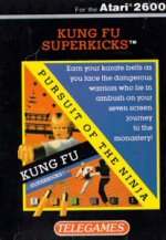 Atari 2600 - Kung Fu Superkicks
