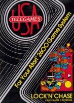 Atari 2600 - Lock n Chase