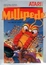 Atari 2600 - Millepede