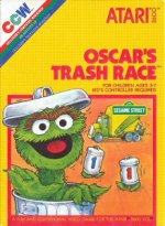 Atari 2600 - Oscars Trash Race