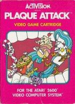 Atari 2600 - Plaque Attack