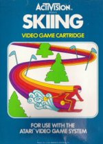 Atari 2600 - Skiing