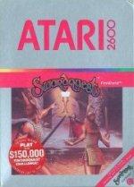 Atari 2600 - Swordquest - Earth World