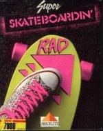 Atari 7800 - Super Skateboardin