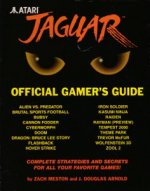 Atari Jaguar - Atari Jaguar Official Gamers Guide