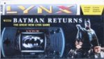 Atari Lynx - Atari Lynx 2 Batman Console Boxed
