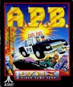 Atari Lynx - APB