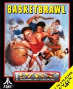 Atari Lynx - Basketbrawl