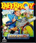 Atari Lynx - Paperboy