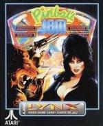 Atari Lynx - Pinball Jam