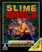 Atari Lynx - Todds Adventures in Slime World