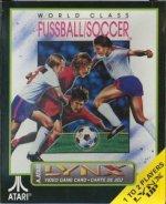 Atari Lynx - World Class Soccer